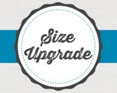 Size Upgrade Add-On