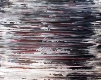 "Original Abstract Art Painting - ""Sacrifices"""