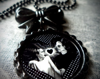 Electrifying Love necklace