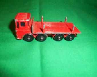 One (1), 10-D1 Pipe Truck, Lesney Matchbox