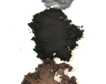 SMOKEY MATTE Eyecandy: Sample Eye Shadow Set