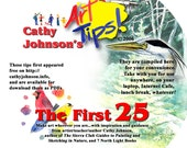 The First 25 Art Tips, Cathy Johnson