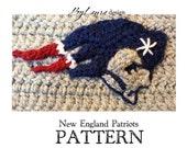 PATTERN--New England Patriots Emblem