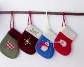 Christmas Gift Card Holders Stockings Ornament