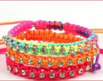 Friendship bracelets ( see amounts below ) before ordering