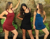 Cinchy Dress-Dresses-women's clothes-athletic dress-fashion dress-bohemian gypsy dress-boho chic clothes-tribal yoga dress-wholesale womens