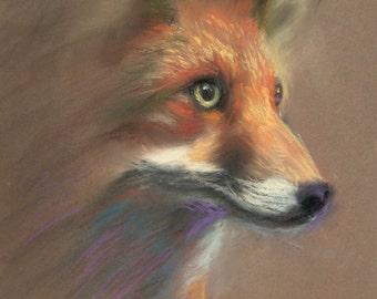 Red Fox Original Art