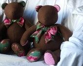 RESERVED: Four Custom Bears