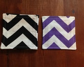 EVERYTHING MUST GO-whether home collection fabric coasters