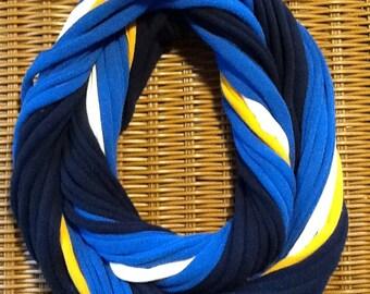 St. Louis Blues  NHL- Infinity T Shirt Scarf Belt