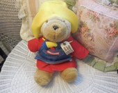 PADDINGTON BEAR Craftsman  : )SALE CLEARINGOUT25 /Must Be used at check out