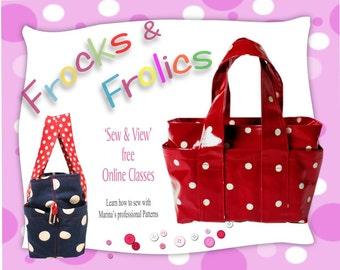 Box Bag - Everyday Hand Bag