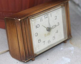 Vintage G E Alarm Clock