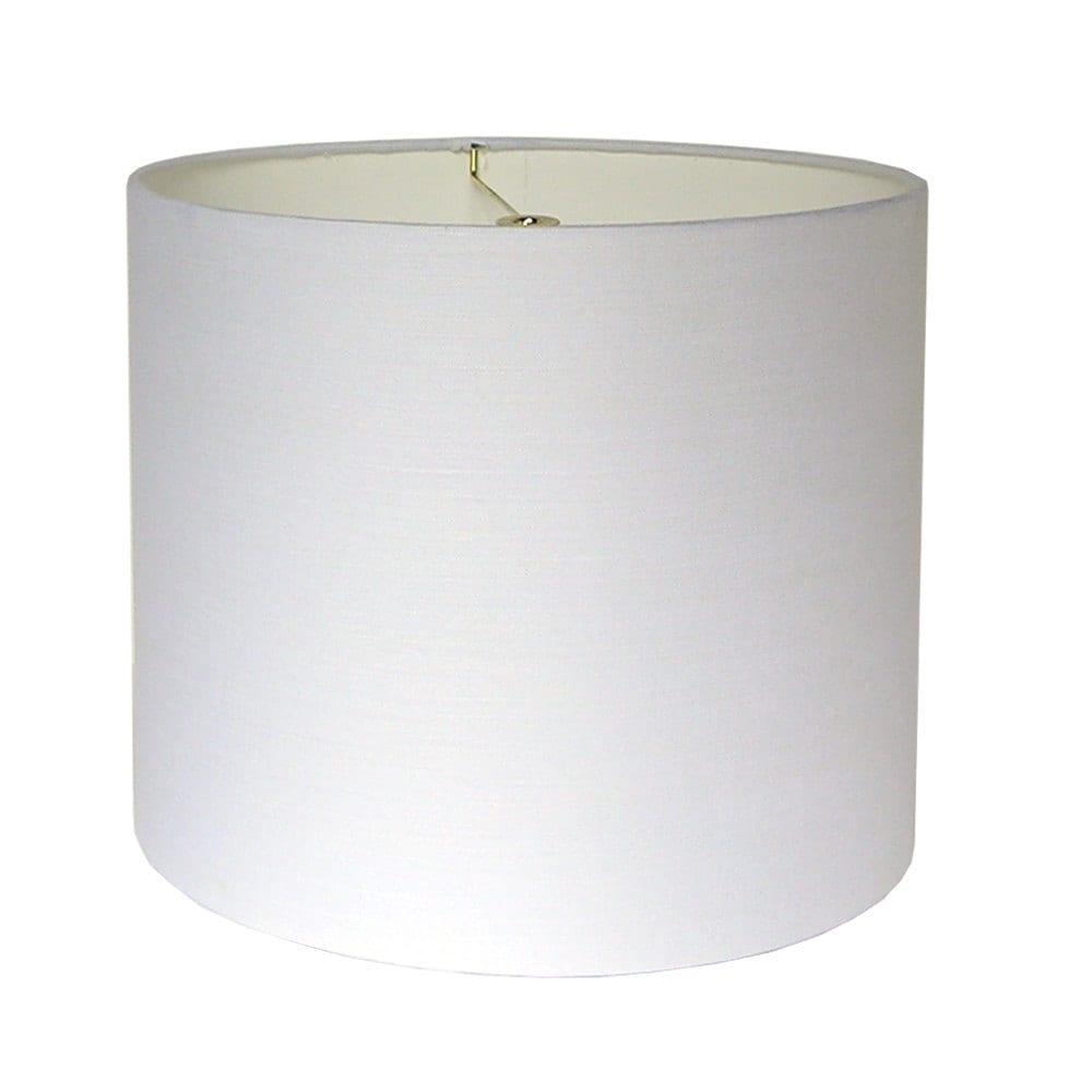 white linen lamp shade custom lampshade table lamp shade. Black Bedroom Furniture Sets. Home Design Ideas