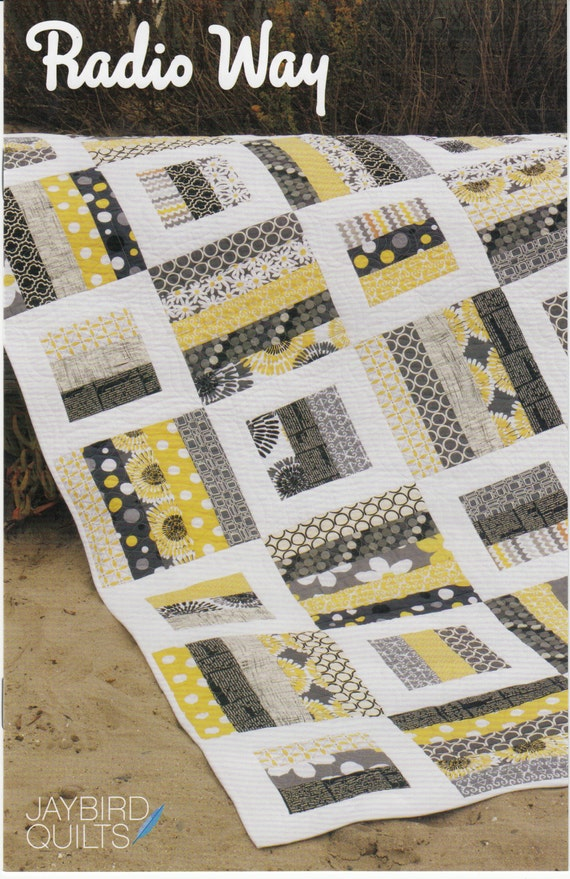 Quilt kits for beginners craft biz pro radio way throw quilt kit solutioingenieria Gallery
