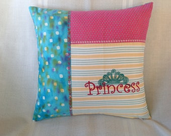 Decorative Embroidered Pillow