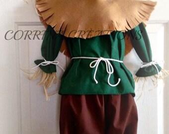 Scarecrow set, Boutique Style,size NB, 3, 6, 9 18, 12, 24 months, 2T, 3T,4T