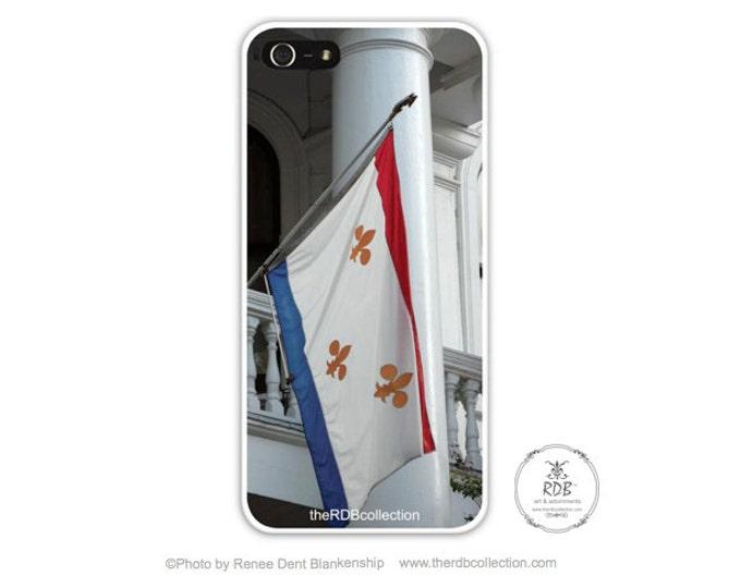New Orleans Flag Phone Case