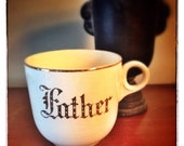 Vintage Mug for Father