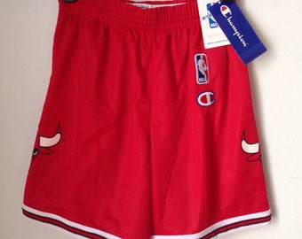 Chicago Bulls Deadstock Shorts Boys Size Medium