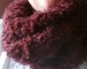 Chunky Outlander inspired Cowl, chucnky cowl, claire sassenach starz inspired - Ready to ship