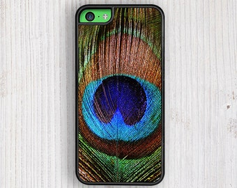 Peacock Feather iPhone 5 Case, iPhone 6 case, iPhone 5c cases, iPhone 7 case