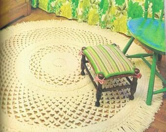 shabby chic rug etsy. Black Bedroom Furniture Sets. Home Design Ideas