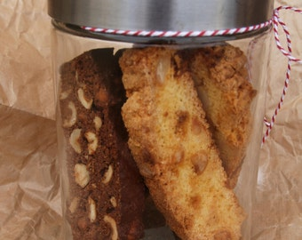 Gluten free Biscotti (great gift idea)