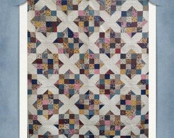 Medley PDF quilt pattern