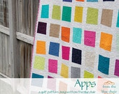 Apps Quilt Pattern