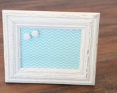 Magnet Board Tabletop Picture Frame