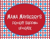 Priority Shipping Upgrade Add-On