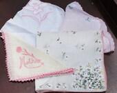 Light Pink Mother Handkerchief 4 pack