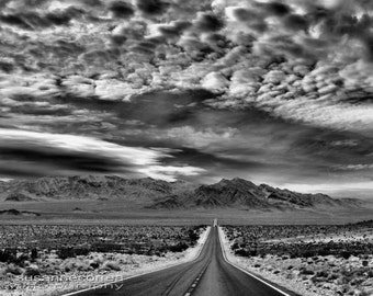 The Long Road, fine art photography, home decor,