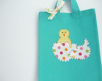 Personalised Easter Bag - Kids Easter gifts - Easter basket - Children's Easter gift