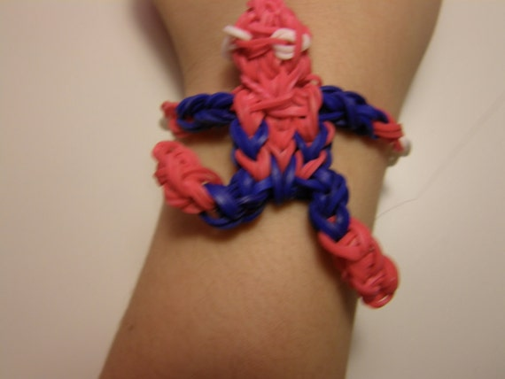 It's just a photo of Peaceful Rainbow Loom Spiderman Face Coloring