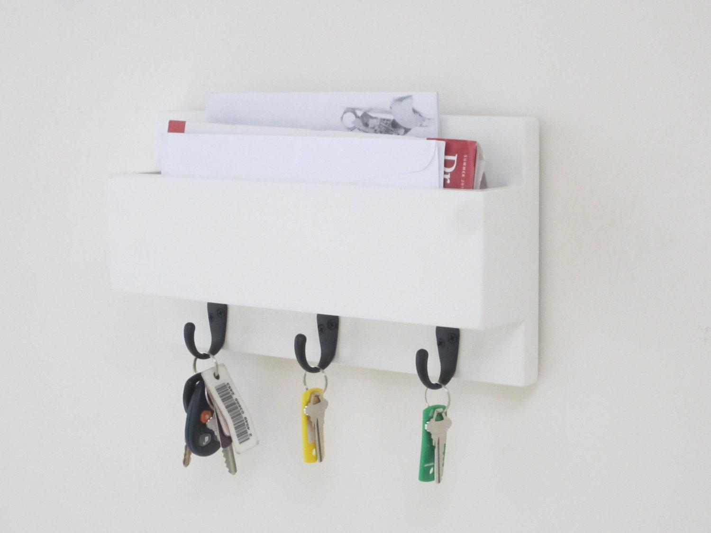 Mail Holder Organizer Mail And Key Holder Key By