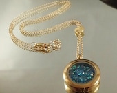"Global Diamondation's ""The Holiday"" Movie inspired Y design custom locket necklace (pricing varies-PLEASE contact me  before ordering)"