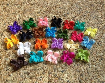 Basic Boutique Hair Bows (PICK 5)
