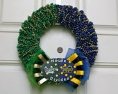 Custom for Jen F - Bead Wreath