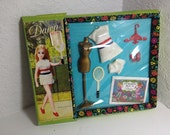 REDUCED Topper Dawn Doll Outfit What A Racket Never Removed From Package