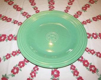 Oneida Petals Green Dinner Plate