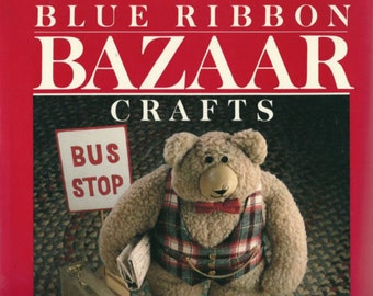 Blue Ribbon Bazaar Craft Book by Better Homes and Gardens @LootByLouise