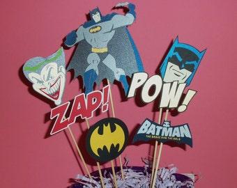 Batman Party Centerpiece