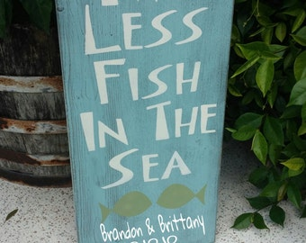 Items similar to only fish in the sea digital print for Two less fish in the sea