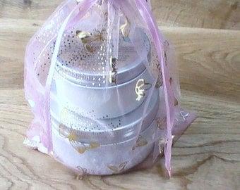 Pamper Gift Set, Girlfriend Gift, Coconut Body Butter & Coconut Honey Bath Milk, Spa Gift Set for Her, Gift for Women, Bridesmaid Gift