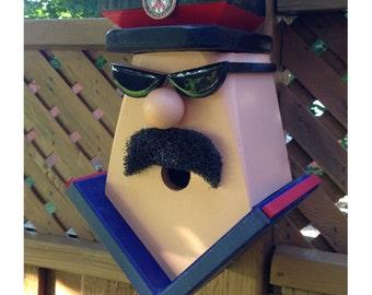 Toronto Police Officer Birdhouse