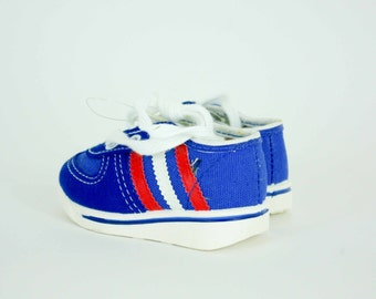 Popular items for blue tennis shoes on Etsy