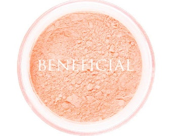 MARKET PEACH - Blush Mineral Makeup Natural Vegan Minerals