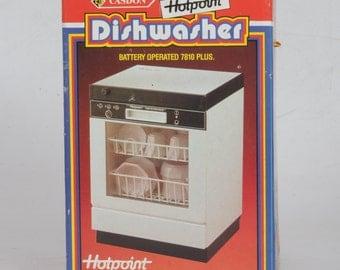 Vintage Casdon Hotpoint Dishwasher toy